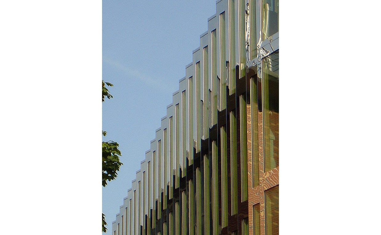 Hms Architekten Helvetia In Frankfurt
